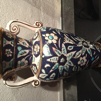 Beautiful vase from Ikaroj pottery  - Pottery
