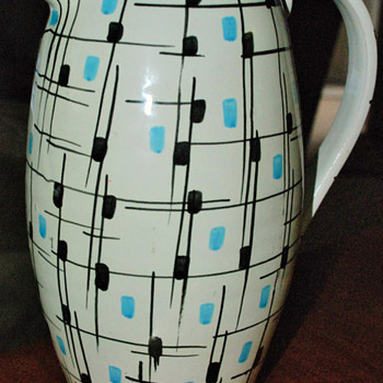 Italian Pitcher - Pottery