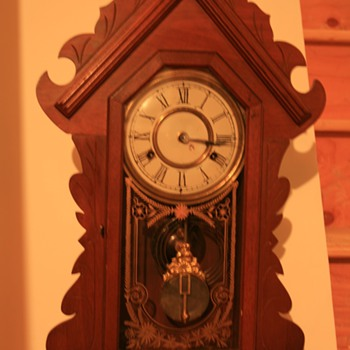 8 Day Cinderella Striking - Clocks