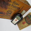 Dr. Lippi's Blood Purifier Tonic, FULL sealed amber bottle & original wood crate