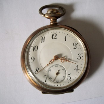 Antique German Pocket Watch - Pocket Watches