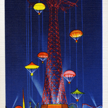 Worlds Fair Post Cards 1939 - Postcards