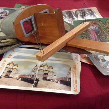 Stereoscope - Photographs