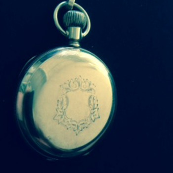 My great grandfathers E. Howard & Co Pocket Watch