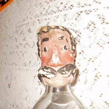 Unique Bottle with face - Bottles
