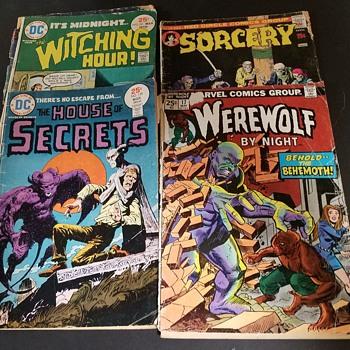 Scary Comics - Comic Books