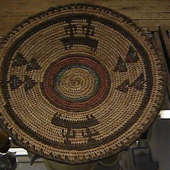 Native American Wedding Basket? Unknown? - Native American