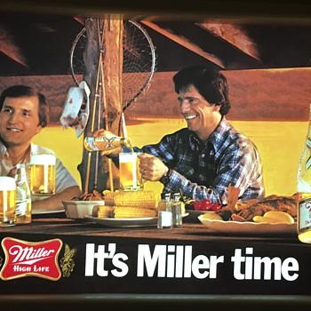 Miller High Life Light - Breweriana