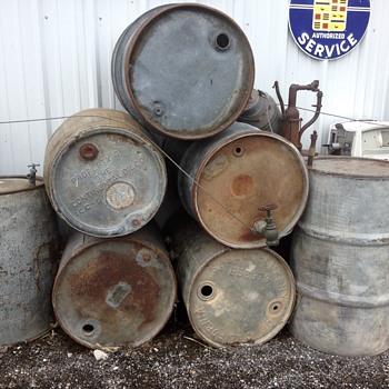 I like Barrels - Petroliana