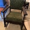 Old sturdy rocking chair