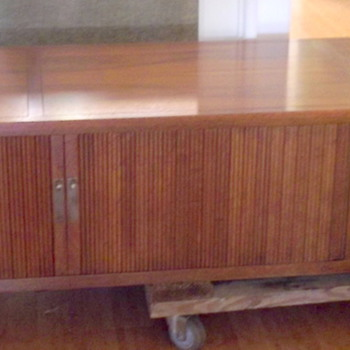 my new old Baker credenza - Mid-Century Modern