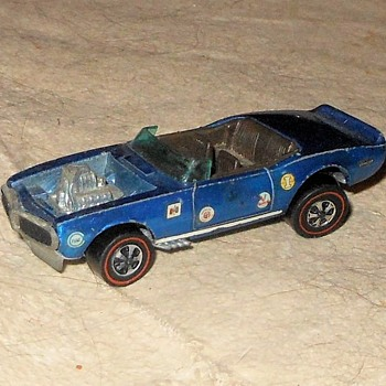 Matchboxless Monday Hotwheels Spoilers Light My Firebird - Model Cars