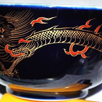 Dragon bowls,  i have these two bowls and dont know if they are worth anything. can any one help or guide me to someone who has
