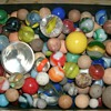 Assorted Marbles from Digging
