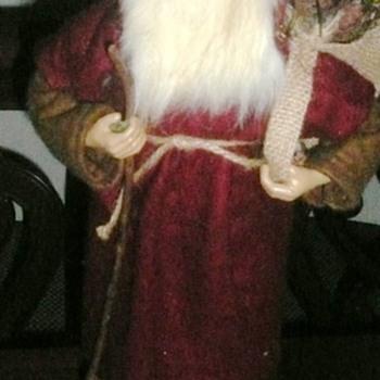 Europen Style Santa Claus