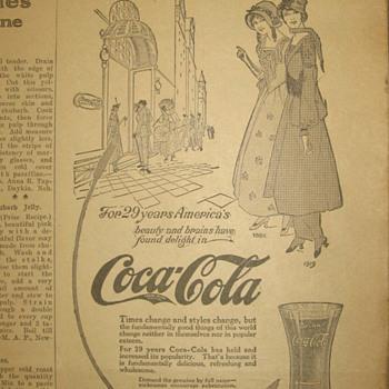 1915 Coca-Cola Ad - Coca-Cola