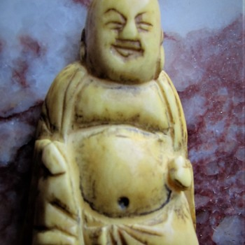 ANTIQUE BUDDHA PENDANT MYSTERY??? - Asian