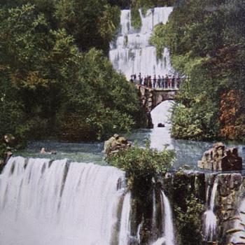 Neuer Wasserfall - Postcards