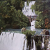 Neuer Wasserfall