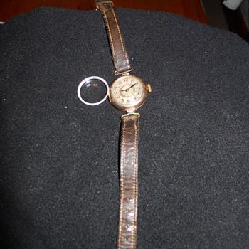 Mystery watch... - Wristwatches