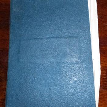 Australian Scrapbook from 1908