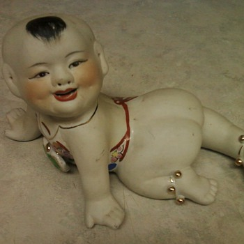 A DARLING ASIAN BABY - Dolls