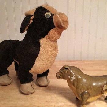 """Ferdinand the Bull"" - 1938 - Toys"