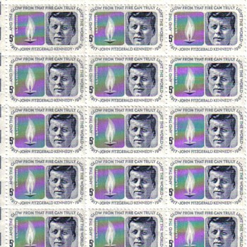 JFK Stamps - Stamps