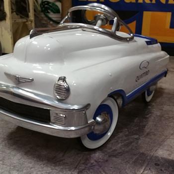 WHITE 1940 MURRAY TORPEDO - Toys