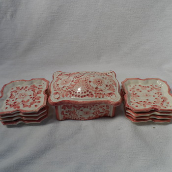 Cigrette Box and trays?