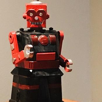 Meet Morse Code My Dad's Bad-Ass Robot - Toys