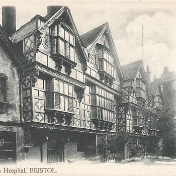 St PETER'S HOSPITAL (PART 2) - BLITZ VICTIM! - Postcards