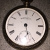 Antique pocket watch by American Waltham watch co.