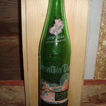 pop bottles - Bottles