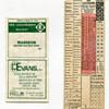 Vintage Erie-Lackawanna Commuter Items