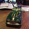 Original 1949 Dick Tracy Squad Car by MARX