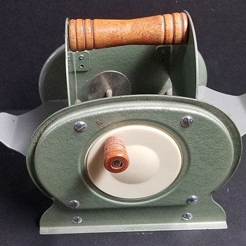1950 Johnson Card Shuffler - Cards