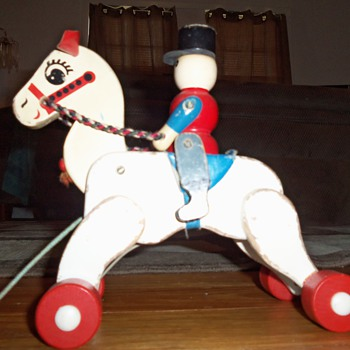 pull toy - Toys