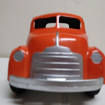Hubley Restoration  - Model Cars