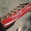 Coca Cola Wooden Crate?