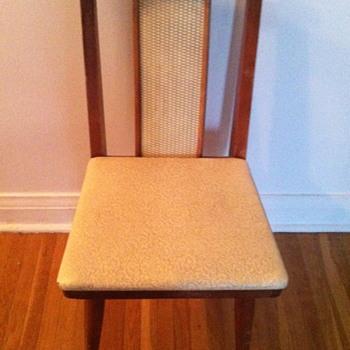1950 0r 1960 chair. - Furniture