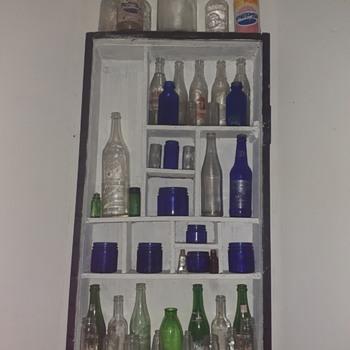 Newer bottles  - Bottles