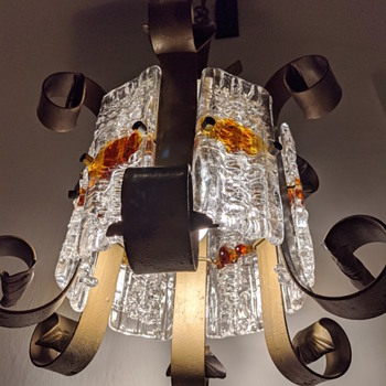 Brutalist style lamp - Lamps