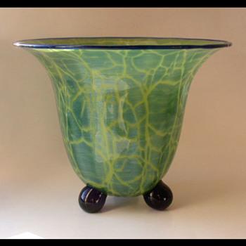 Czech glass - Shapes - Art Glass