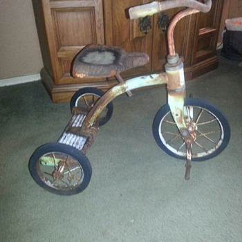 Vintage Tricycle - Toys