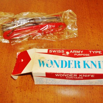 """Wonder Knife - Swiss Army """"Style"""" Knife - Tools and Hardware"""