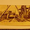 Kowloon Ferry boat 1906.  S S Sardinia on Fire 1908