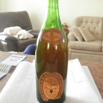 Molson Export Ale - Bottles