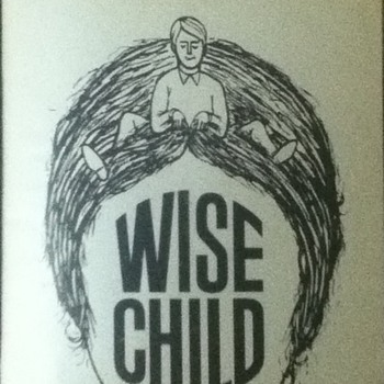 """Wise Child"" Vintage Playbill - Paper"
