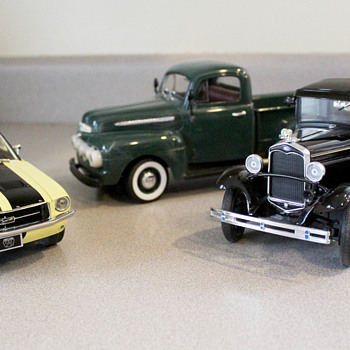 Diecast car - Model Cars